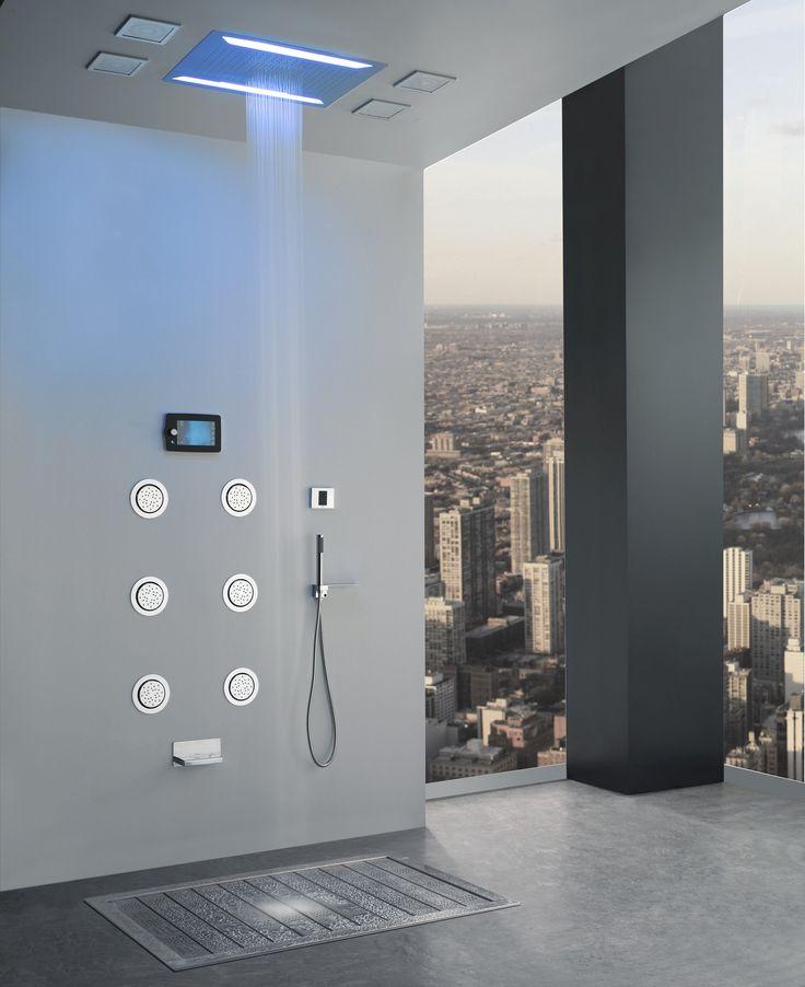 Fancy - Aqua-Sense Complete Thermostatic Shower System