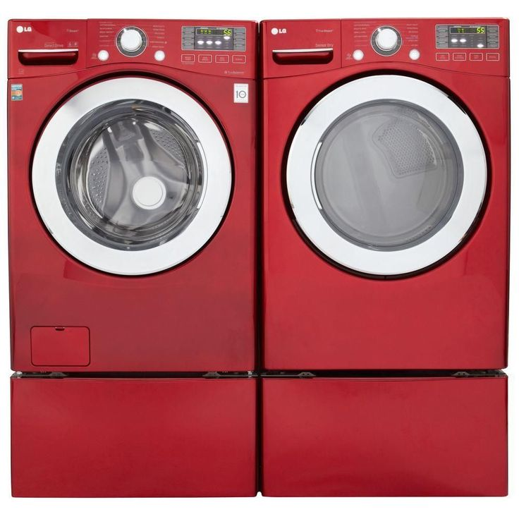 best front loading washing machine and dryer