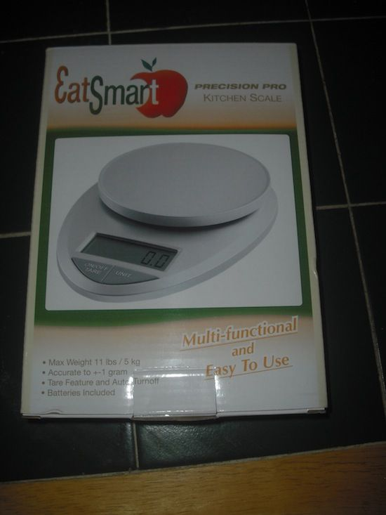 2010 HOLIDAY GIFT GUIDE - EatSmart Precision Pro Digital Kitchen Scale - From Val's Kitchen
