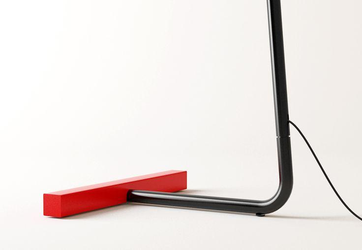Techno Lamp on Behance
