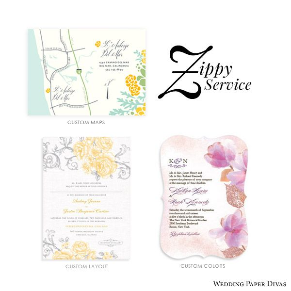 Wedding Paper Divas: 28 Best Images About Wedding Stationery A To Z Featuring