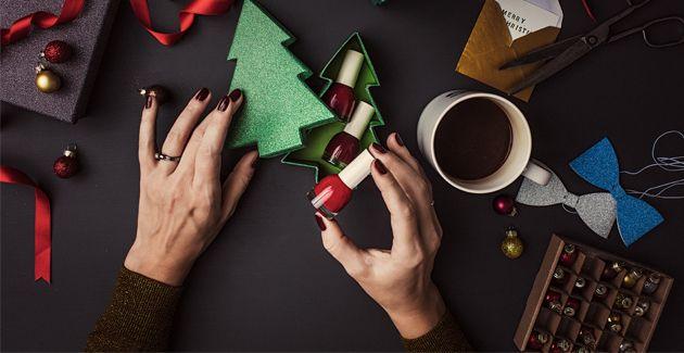 Dít zijn de leukste nagellak-ideeën voor de feestdagen