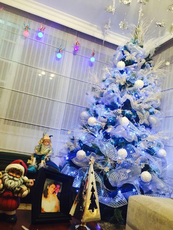 Árbol navideño Yasmín