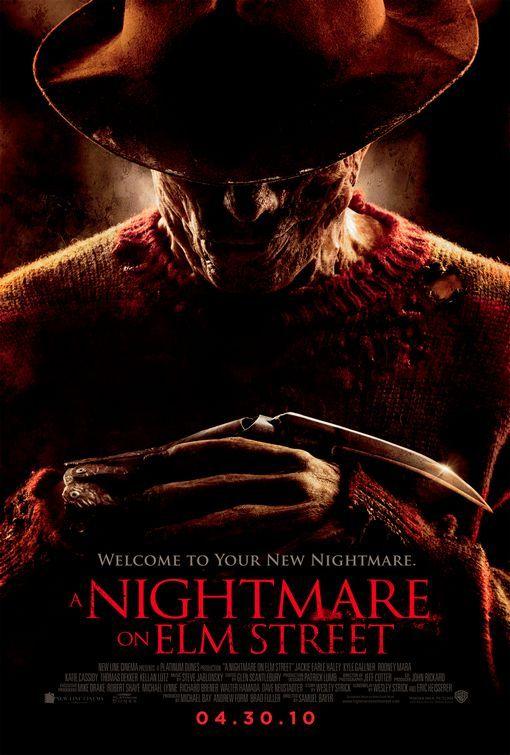 A Nightmare on Elm Street Remake (October)