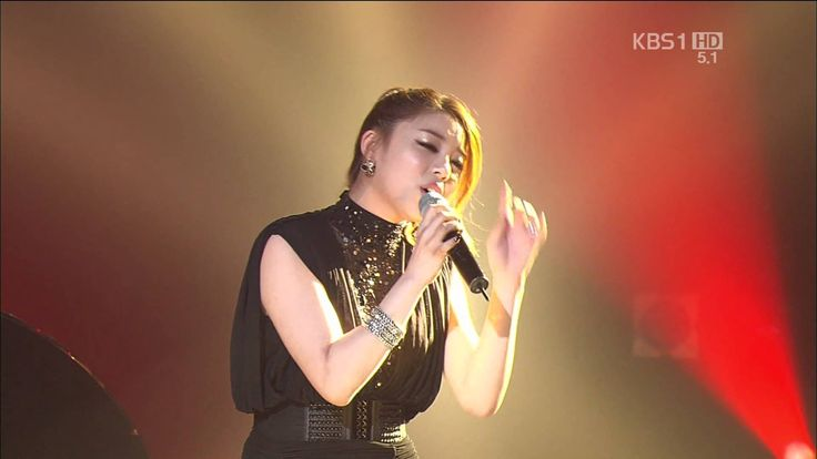Ailee (에일리) ~ I Have Nothing  (Whitney Houston) 120513