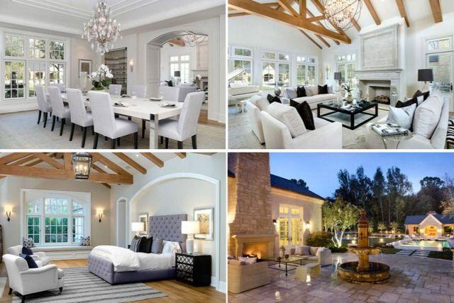 """A Kardashian/Jenner klán """"otthongyűjteménye"""", több mint 80 millió dollárt érő luxus"""
