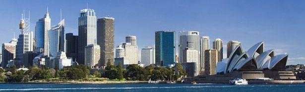Reputação de Sydney em alta