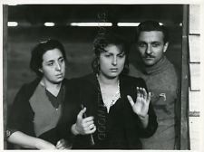 ANNA MAGNANI  AVE NINCHI L'ONOREVOLE ANGELINA 1947 VINTAGE PHOTO ORIGINAL