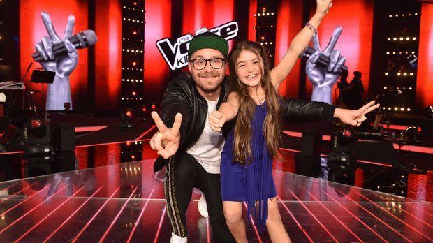 Mark Forster Und Anisa The Voice Concert Kids