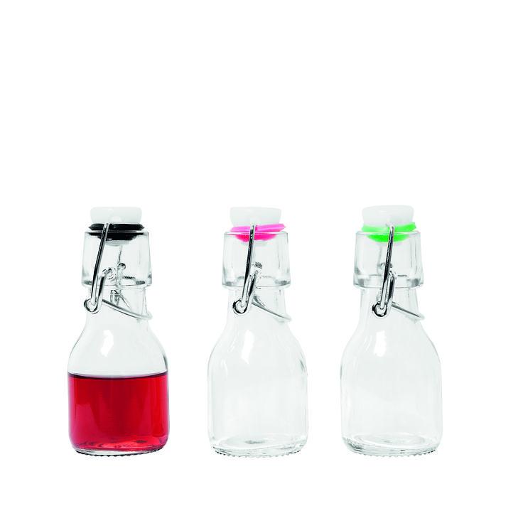 Na lemoniadę, wodę z cytryną, sok oraz kompot. W naszej buteleczce z zamknięciem możecie zamieścić co Wam się tylko zamarzy! #tigerpolska #tigerstore #butelka #szklanabutelka #przetwory #kuchnia #kitchen #bottle #glassbottle #homemade #lemoniada #lemonade #sok #juice #water #woda