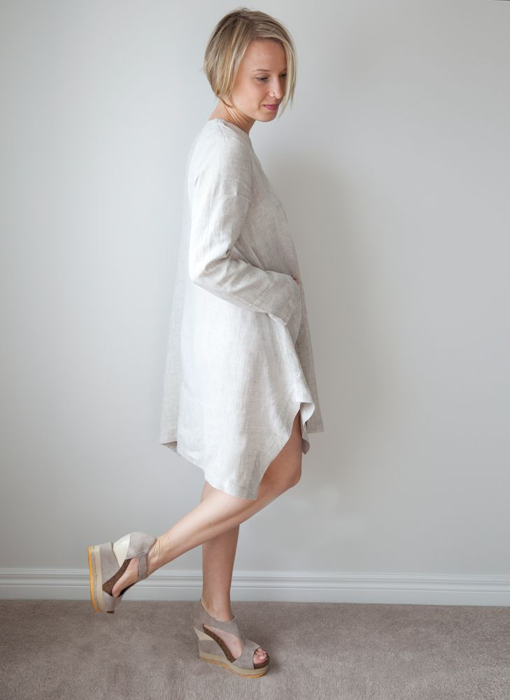 #LinenWay #Linen #Tunic #Linen Top #Linen Tunic #Natural Linen #Linen fashion
