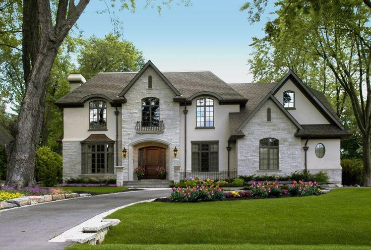 Oakville luxury mansion custom built by PCM Inc