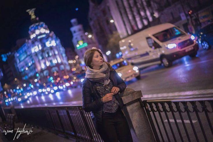 Patrycja au pair w Madrycie