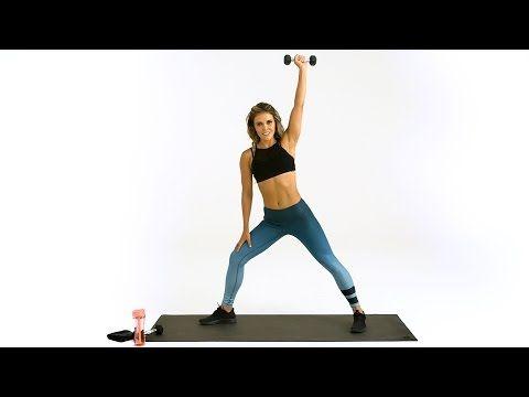 Pump It Up Quick Arm Routine!! #LookforLOVE - YouTube