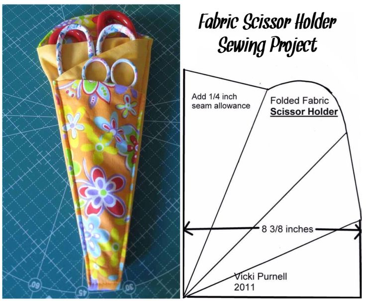 Fabric Craft Ideas Projects