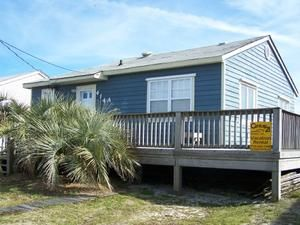 Snelson - Oceanfront house - Surf City, Topsail Island | RentABeach