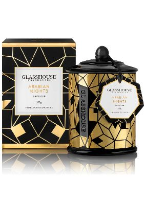 Glasshouse 2015 Arabian Nights Limited Edition Candle