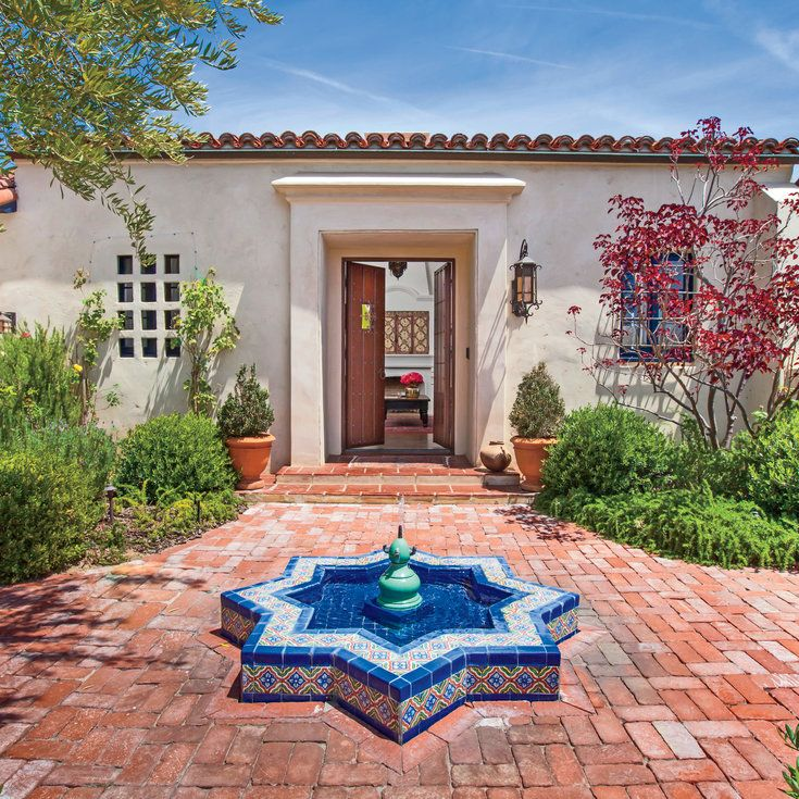 Malibu Beach Bungalow Tour Spanish Colonial HousesSpanish HouseSpanish StyleBrick