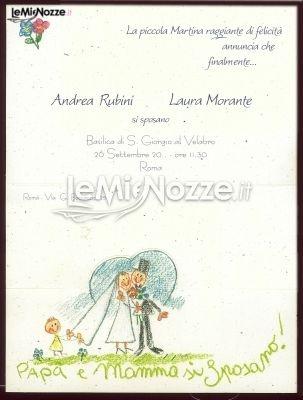 http://www.lemienozze.it/operatori-matrimonio/partecipazioni_e_tableau/tipografia_salassa/media/foto/1  Partecipazioni di matrimonio divertenti e spiritose