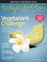 Vegetarian's Challenge — Optimizing Essential Fatty Acid Status