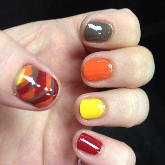 17 best Seasonal Nails images on Pinterest   Nail scissors ...