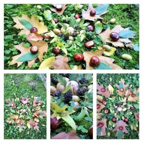mammutbaum mandala