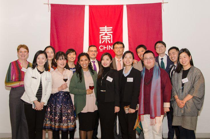 Chin Gala 25th Anniversary celebrations - our wonderful team