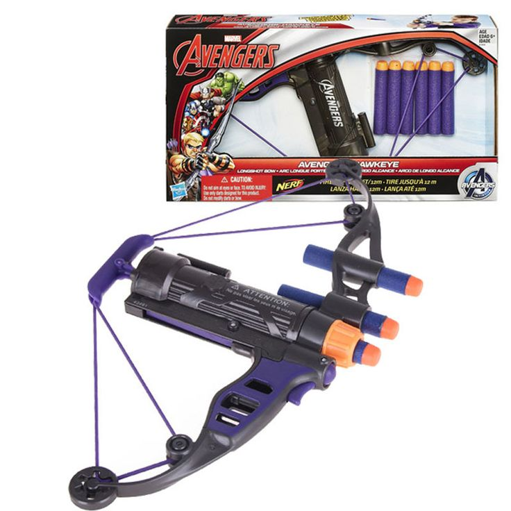 Boys nerf crossbow - Wii sports resort controller