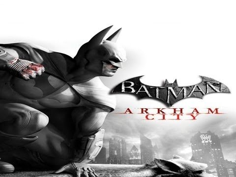 "Good news for Batman game lover's.  The new game of the series is here.  ""Batman: Arkham City"""