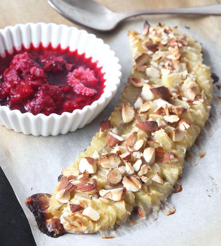 Rostad banan – Lindas Bakskola