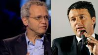 Verosimilmente Vero: GOVERNO RENZI VS RIFORMA SCUOLA. RENZI A MENTANA: ...