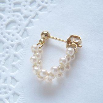 Clou perlé