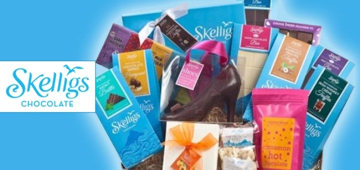 Win a Luxury Chocolate Hamper from Skelligs Chocolate - http://www.competitions.ie/competition/win-luxury-chocolate-hamper-skelligs-chocolate/