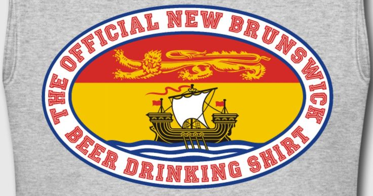 Canadians & New Brunswickers love their beer. Canada celebrated its 150th anniversary on July 1st, 2017.  We Canadians love our unique country so much, it's a place where we are proud to call home.