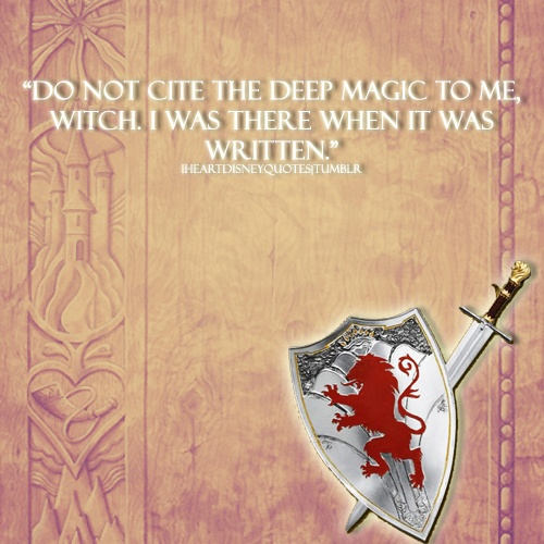 Narnia Quotes From Movies Quotesgram