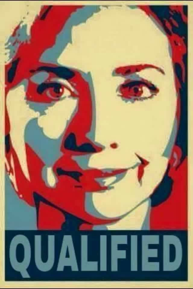 Vote for Hillary Clinton. If you don't, you just might wake up on Nov. 9th with President Trump!!! No sane person wants that!!!