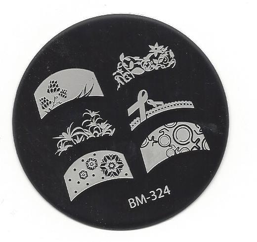 BM324 No film ~ perfect condition
