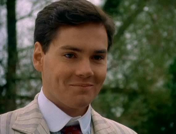 Gilbert Blythe from Anne of Green Gables. He's just perfect.