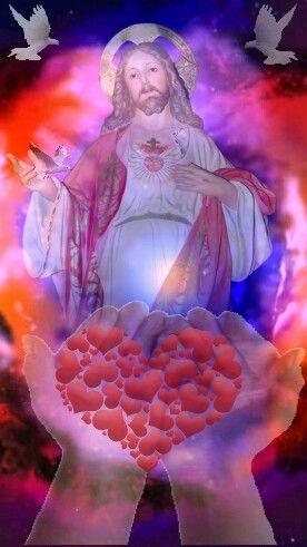 Sagrado corazón de Jesús 2