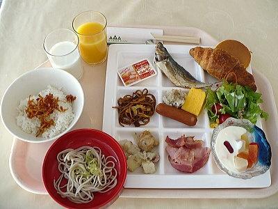 ホテルグリーンプラザ浜名湖,朝食,バイキング,写真