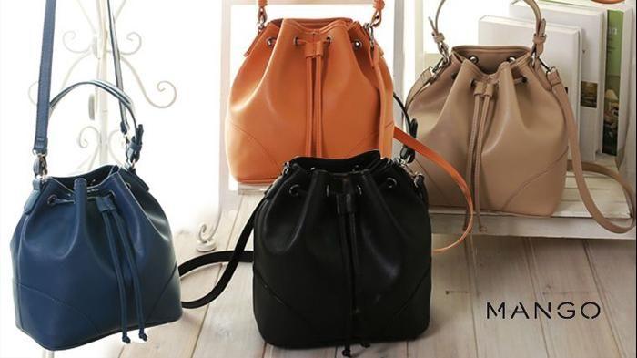 Referensi Bucket Bag - 4 Tas Tali Panjang Untuk Hangout Atau Ke Kantor Nih…