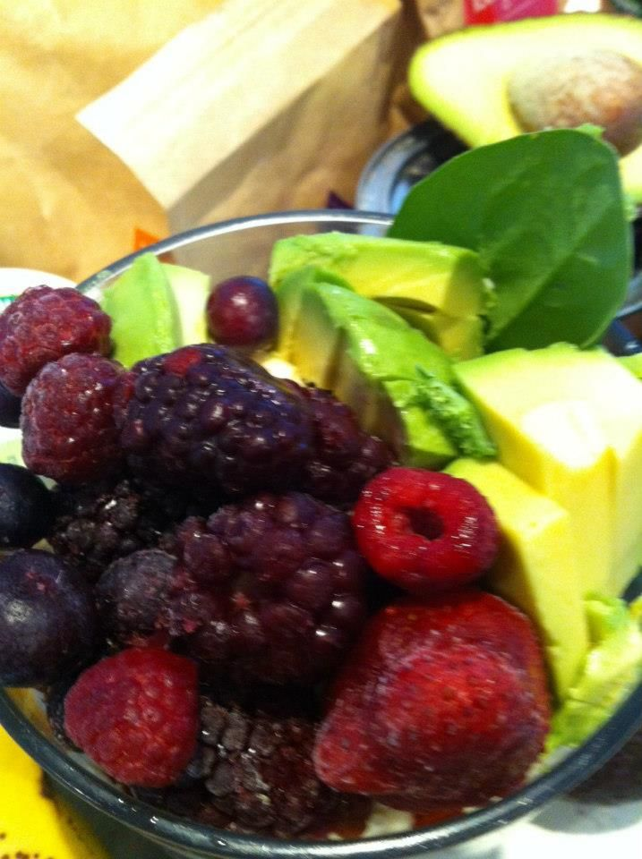 Recipe here: http://theresekerr.com/one-of-my-healthy-nutrient-antioxidant-rich-breakfast-shakes/