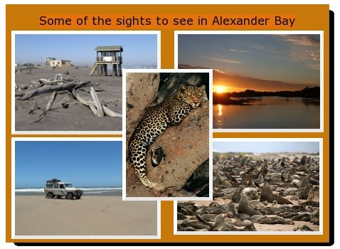 Alexander Bay Accommodation || South Africa Accomodation