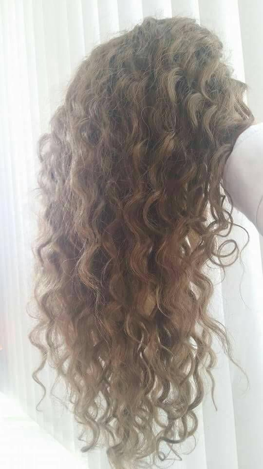 Mira este artículo en mi tienda de Etsy: https://www.etsy.com/es/listing/583022221/peluca-cabello-natural-deep-wave-rizada