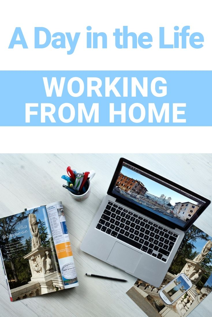 My Work From Home Schedule How To Make Money Making Money On Instagram Make Money Writing