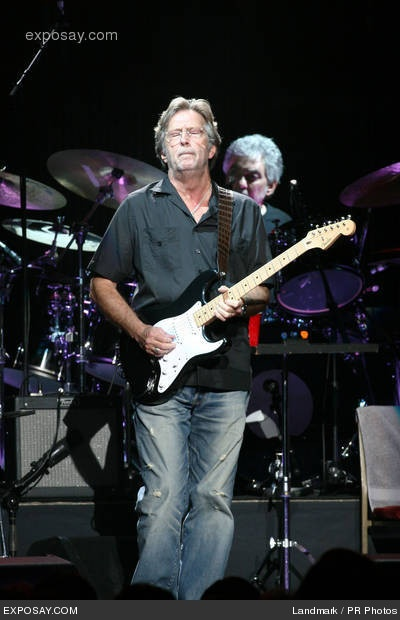 Eric Clapton- my first musical love.