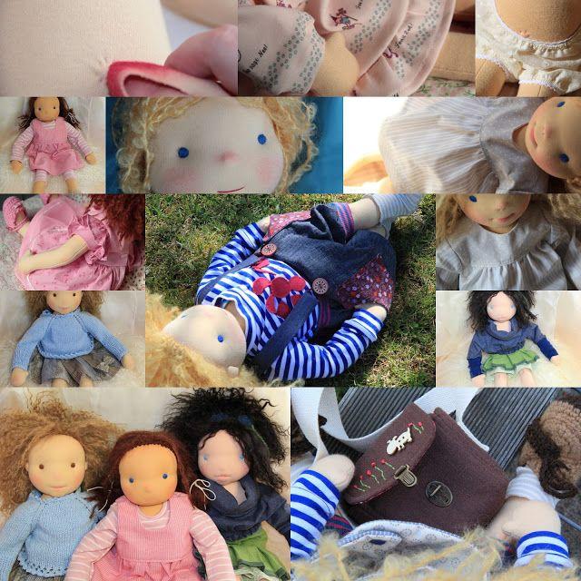 Barbaras Blumenkinder und Puppen Welt: Abschied 2015