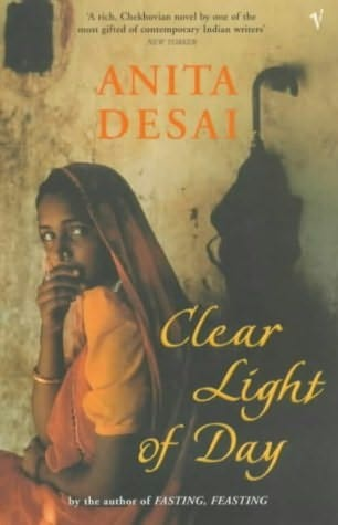 Set in India's Old Delhi, CLEAR LIGHT OF DAY is Anita Desai's tender, warm, and compassionate novel about family scars, the ability to forgive and forget, and the trials and tribulations of familial love.