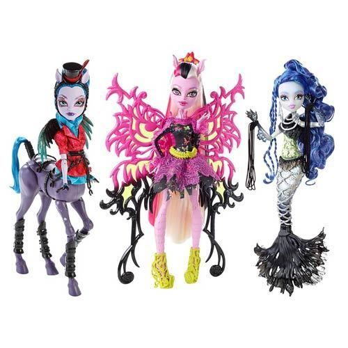 Monster High Pinterest High The Ojays And