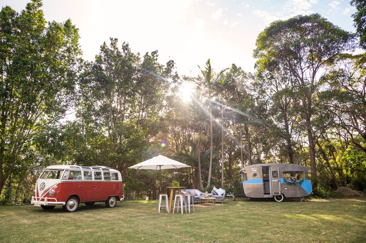 Photo by  www.empireartphotography.com.au Noosa's Tinker the Travelling Caravan » Noosa Wedding Association